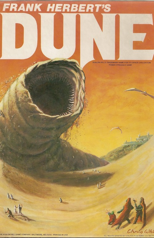 Dune fantascienza pellicola 2020