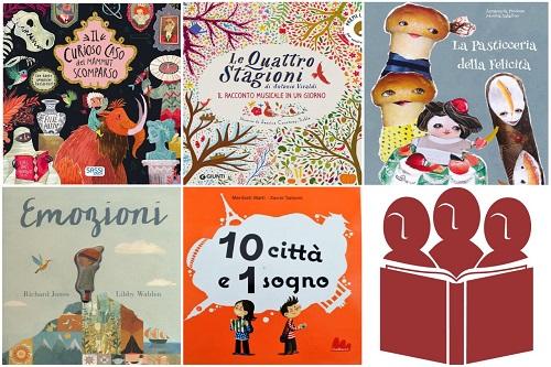 Il blogger consiglia Cinque libri per bambini da regalare